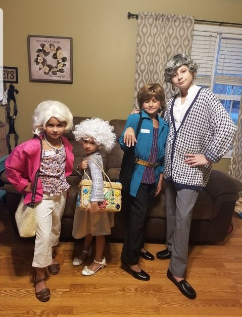 Group/Family Category: The Golden Girls
