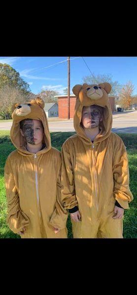 Scary Bears