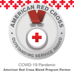 red cross award