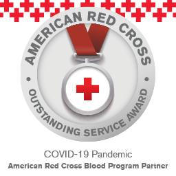 red cross award