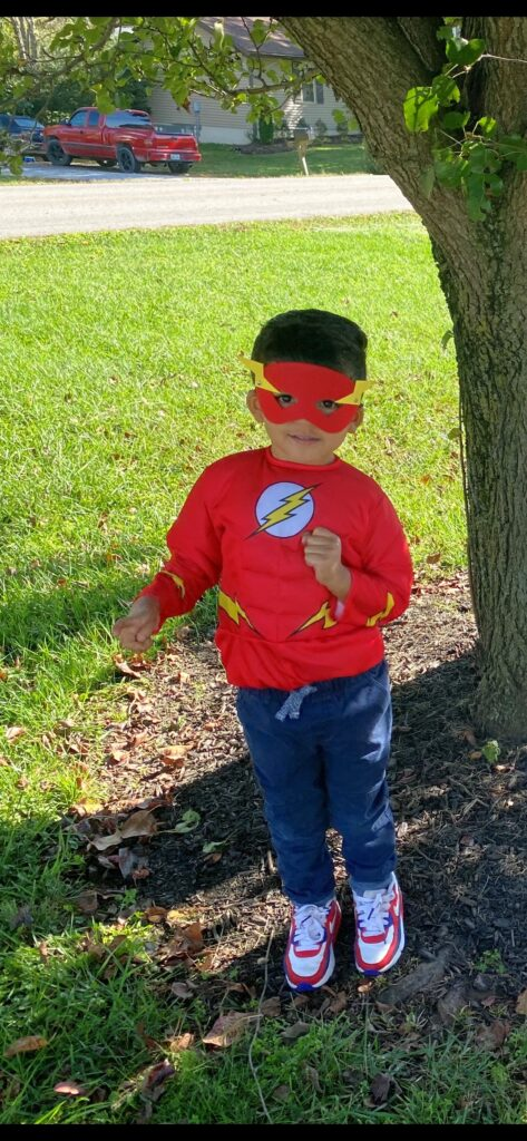 It's go time! The Flash