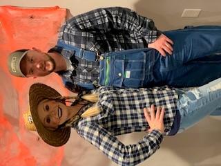 Farmer & Scarecrow